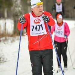 Skiing 45 km - Sten Erik Malmqvist (7471)