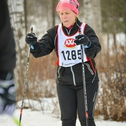 Skiing 45 km - Anna Mossberg (1285)