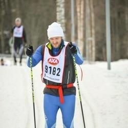 Skiing 45 km - Thomas Welin Berger (9182)