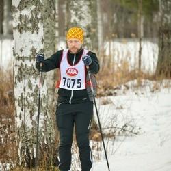 Skiing 45 km - Matti Sigelid (7075)