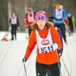 Skiing 45 km - Cecilia Journath Pettersson (6515)