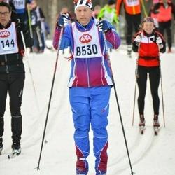 Skiing 45 km - Stefan Nyström (8530)