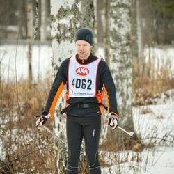 Skiing 45 km - Anton Lindgren (4062)