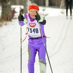 Skiing 45 km - Muneo Sasaki (7348)