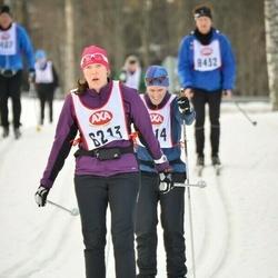 Skiing 45 km - Katharina Fehlhaber (6213)