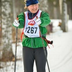 Skiing 45 km - Susanne Jakobsson (1267)