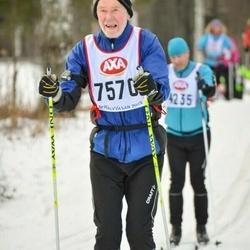 Skiing 45 km - Gé Frielink (7570)