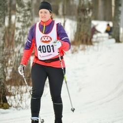 Skiing 45 km - Josefine Weber (4001)