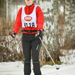 Skiing 45 km - Nina Emtedal (4118)