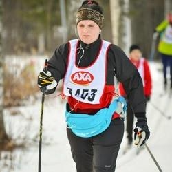 Skiing 45 km - Helena Lundberg (3453)