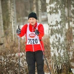 Skiing 45 km - Lena Englén (7520)