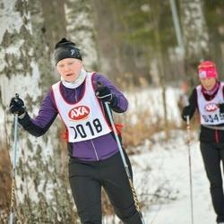 Skiing 45 km - Josefin Ohlsson (7018)