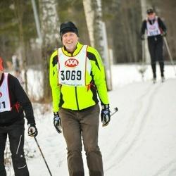 Skiing 45 km - Torbjörn Boström (3069)