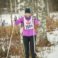 Skiing 45 km - Helena Ask (3050)