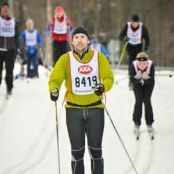 Skiing 45 km - Christian Örnberg (8419)