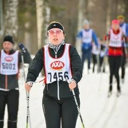 Skiing 45 km - Linda Belfrage (7456)