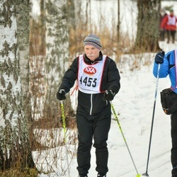 Skiing 45 km - Bo Cöster (4453)