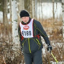 Skiing 45 km - Åke Larsson (6189)