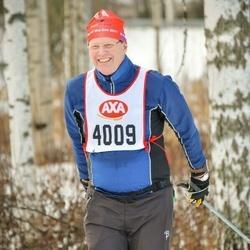 Skiing 45 km - Thord Righard (4009)