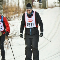 Skiing 45 km - Jan-Erik Svenblad (7515)