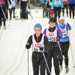 Skiing 45 km - Marie Åkerlund (6617)