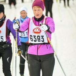Skiing 45 km - Eva Cedervall (6383)