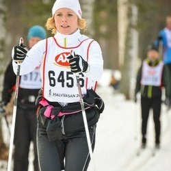 Skiing 45 km - Christin Sabelström (6456)