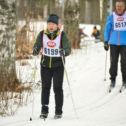 Skiing 45 km - Andreas Fager (6199)