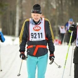 Skiing 45 km - Arne Lande (9211)