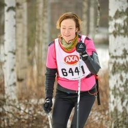 Skiing 45 km - Charlotte Lundin (6441)
