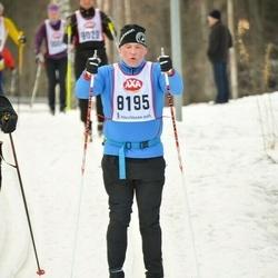 Skiing 45 km - Anders Nielsen (8195)