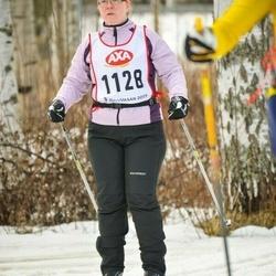 Skiing 45 km - Anna-Lena Hessling (1128)