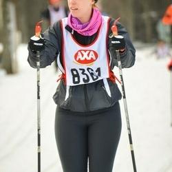 Skiing 45 km - Malin Berggren (8361)