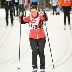Skiing 45 km - Annie Skarin (8479)