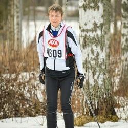 Skiing 45 km - Susanne Eklund (4609)