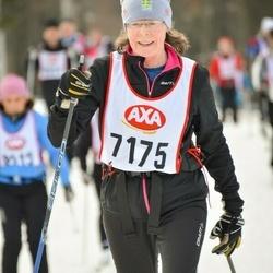 Skiing 45 km - Yvonne Carlsson (7175)