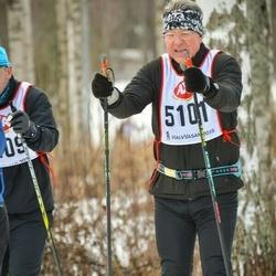 Suusatamine 45 km - Anders Dahlgren (5101)