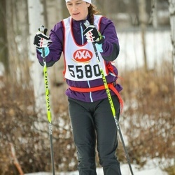Skiing 45 km - Ulrika Weisner (5580)