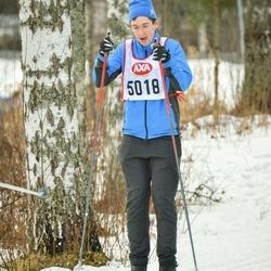 Skiing 45 km - Magnus Jonell (5018)