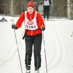 Skiing 45 km - Åsa Lindahl (9161)