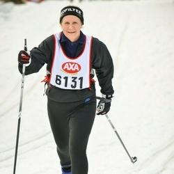 Skiing 45 km - Pernilla Andersson (6131)