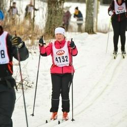 Suusatamine 45 km - Gunilla Björkegren (4132)