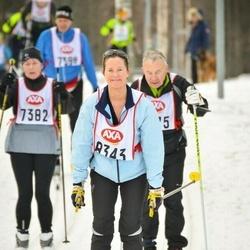 Skiing 45 km - Ebba Von Essen (8343)