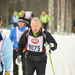 Suusatamine 45 km - Bo Ribers (8075)