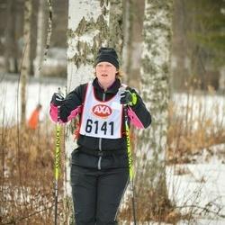 Suusatamine 45 km - Sanne Ljungström (6141)
