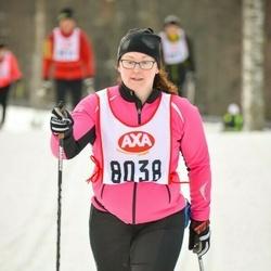 Suusatamine 45 km - Ellinor Andersson (8038)