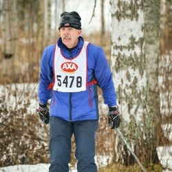 Skiing 45 km - Arne Josefsson (5478)