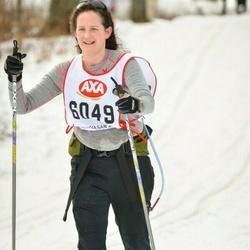 Skiing 45 km - Ida Kullberg (6049)