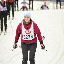 Skiing 45 km - Ingalill Billgren (6278)