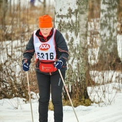 Skiing 45 km - Kerstin Flodström (5216)